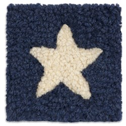 Picture of Star On Blue